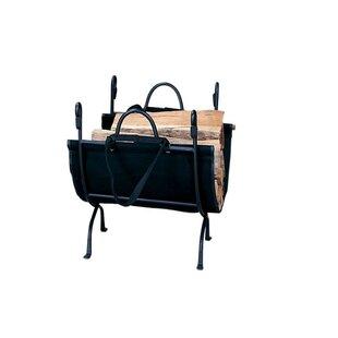 Deluxe Log Rack By Uniflame