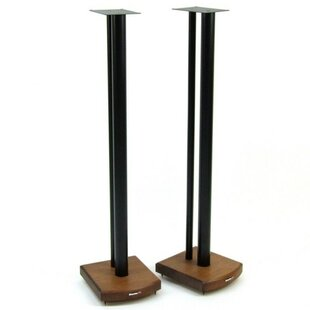 100cm Fixed Height Speaker Stand (Set Of 2) By Symple Stuff