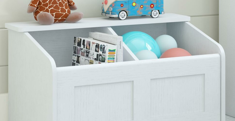 Kids Room Storage Bins kids' toy storage you'll love | wayfair