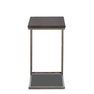 Hattie End Table by 17 Stories
