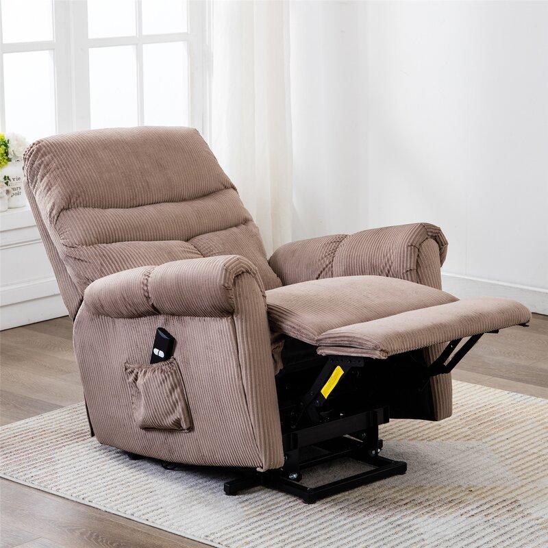 red barrel studio® power lift recliner chair for elderly