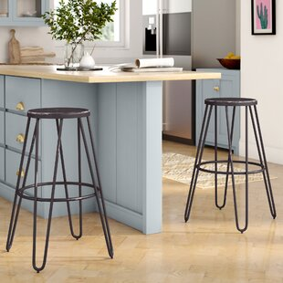 Callendale Bar & Counter Stool (Set Of 2) by Wade Logan New Design