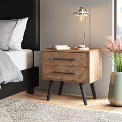 Modern Light Wood Nightstands Allmodern