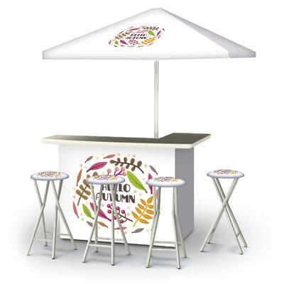 Aguanga Fall Hello Autumn 6-Piece Bar Set by East Urban Home 2020 Sale