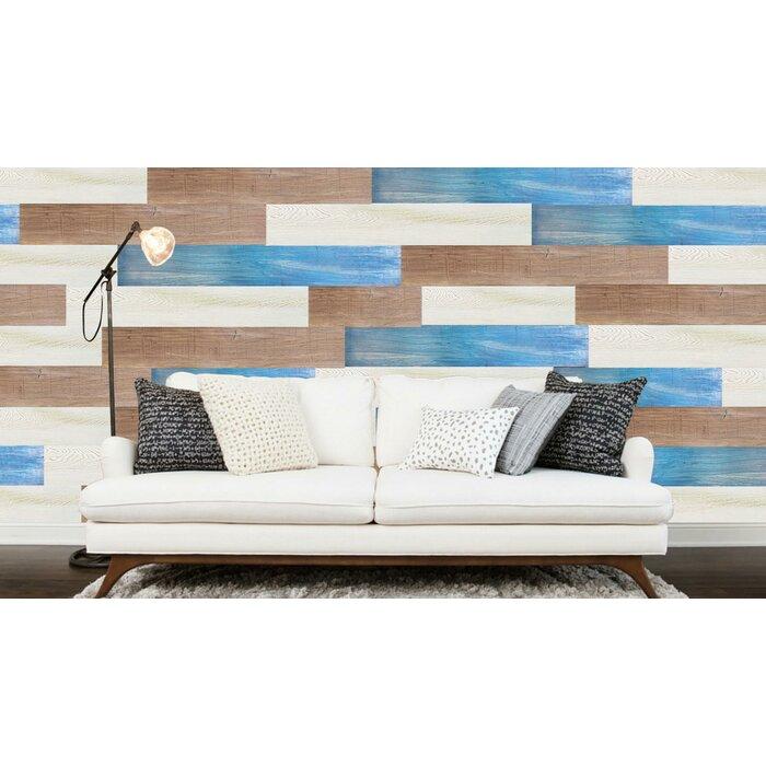 60sqft Reclaimed Rustic Wall Planks