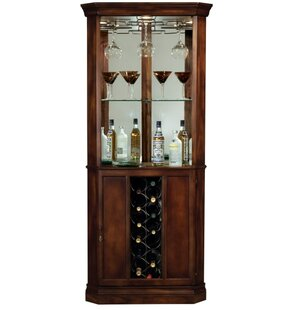 Piedmont Bar Cabinet by Howard Miller?