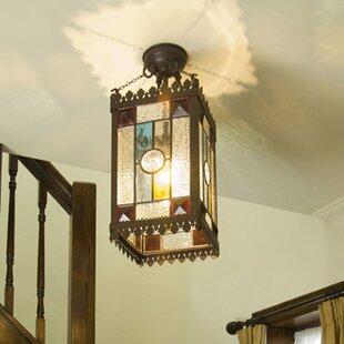 Victorian 1 Light Lantern Pendant By Kansa Lighting