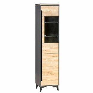 Gadd Curio Cabinet By Mercury Row
