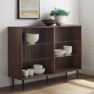 Cavender Modern Standard Bookcase