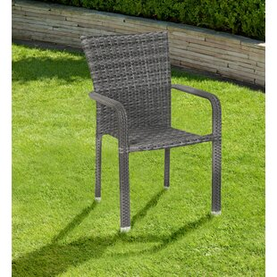 Hannahs Stacking Garden Chair (Set Of 4) By Sol 72 Outdoor