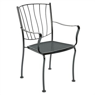 Woodard Aurora Stacking Patio Dining Chair