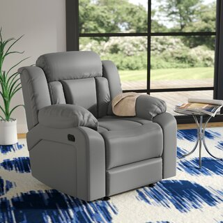 Waymire Manual Rocker Recliner by Red Barrel Studio SKU:CE400014 Buy