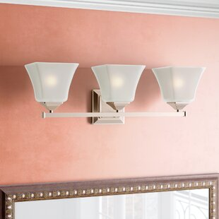 Charlton Home Burbank 3-Light Vanity Light