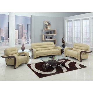 3 Piece Living Room Set by Orren Ellis SKU:AA495477 Order