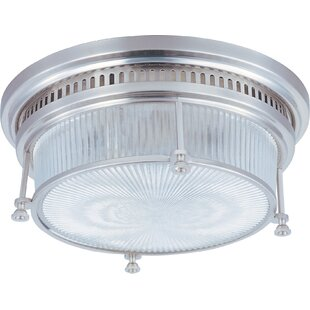 Ross 2-Light Flush Mount b..