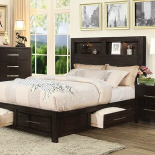 Barnabas Storage Platform Bed