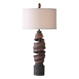 Find for Farino 36 Table Lamp By World Menagerie