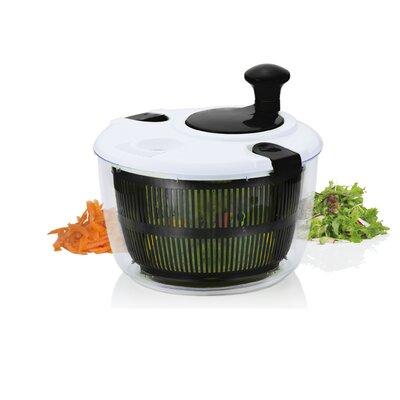 Brilliant Veggie Salad Spinner
