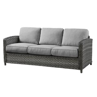 Sofa with Cushions by Wildon Home?