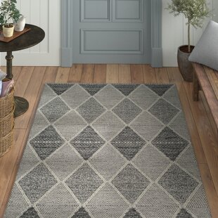 Comparison Oxbow Hand-Woven Black Area Rug By Laurel Foundry Modern Farmhouse