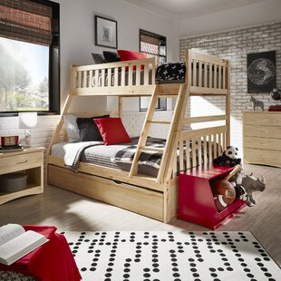 Reviews Kidwell Elric Bed with Trundle by Zoomie Kids Reviews (2019) & Buyer's Guide