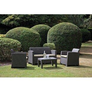 Aines 5 Seater Sofa Set Image