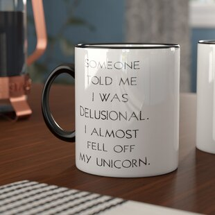 Lawley Unicorn Ceramic Mug