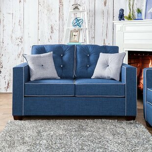 Shop Lafontaine Loveseat by Latitude Run
