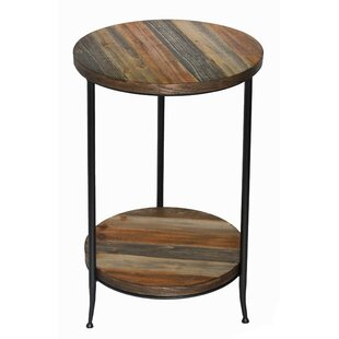 Shop For Cothern 2 Tier End Table By 17 Stories