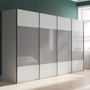 Bentz 4 Door Sliding Wardrobe By Ebern Designs