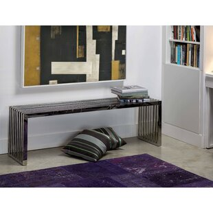 Mobital Axel Stainless Steel Bench