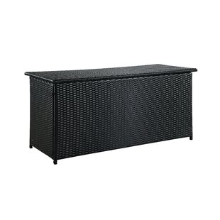 Dorian 134 Gallon Wicker Deck Box