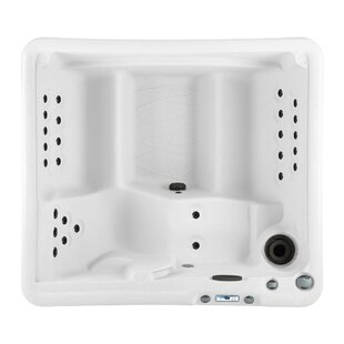 LS350 5-Person 28-Jet Plug And Play Hot Tub With Ozone Purification By Lifesmart Spas