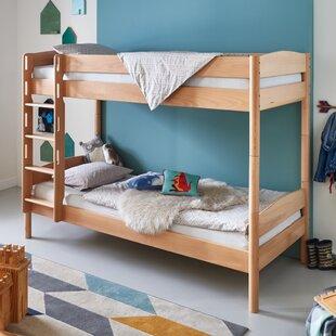 Nico European Single Bunk Bed By Harriet Bee