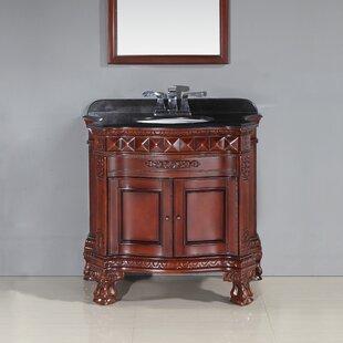 Buckingham 36 Single Bathroom Vanity Set By Ove Decors