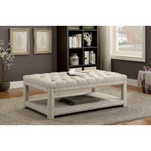 Alcott Hill Heatherly Upholstered Bench
