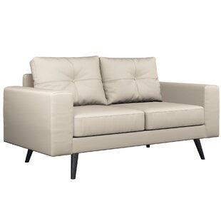 Binns Loveseat by Corrigan Studio