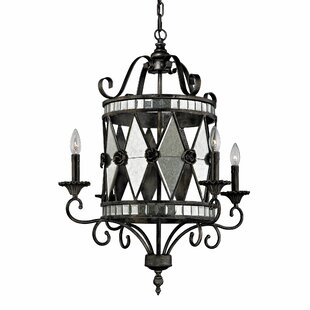 Astoria Grand Lulsgate 4-Light Chandelier