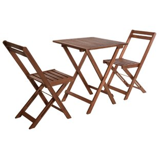 Saterfiel 2 Seater Bistro Set By Sol 72 Outdoor