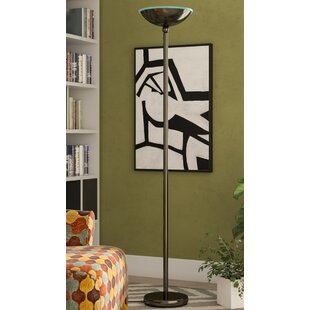 24c9b67a6a59b Modern   Contemporary Torchiere Floor Lamps You ll Love