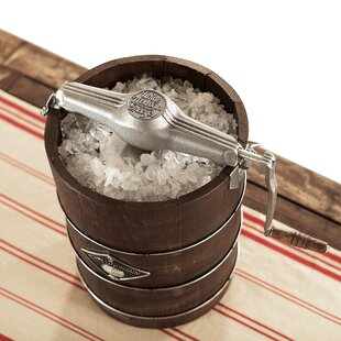 4 Qt. Hand-Crank Ice Cream Maker