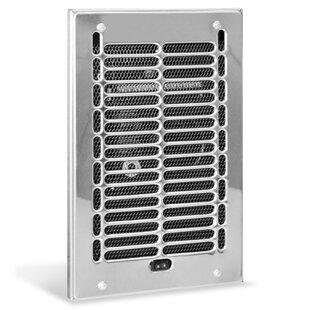 RBF Series 1000-Watt 120-Volt Electric Wall Fan Heater By Cadet