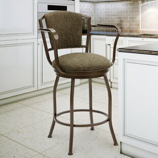 Sharbono 26 Swivel Bar Stool by Red Barrel Studio Bargain