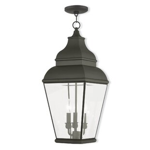 Southport 3-Light Outdoor Hanging Lantern