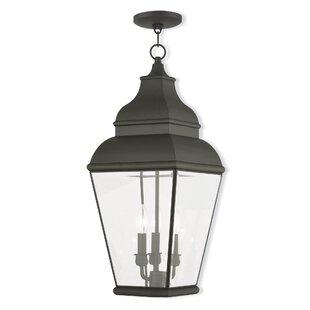 Southport 3-Light Outdoor Hanging Lantern