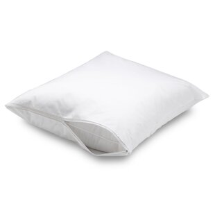 Waterproof Allergy Protection Zippered Pillow Protector