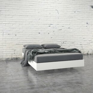 League 2 Piece Platform Bed Set