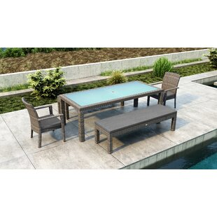Orren Ellis Gilleland 5 Piece Dining Set ..