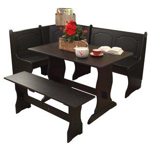 Delano 3 Piece Dining Set by Andover Mills