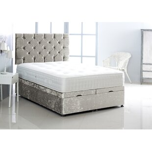Marisol Upholstered Ottoman Bed By Willa Arlo Interiors